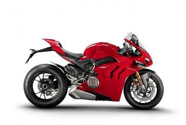 Nouvelles Ducati Panigale V4 et Panigale V4 S