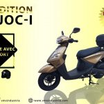 "VMS Industrie : Un Top-Case offert avec la ""GOLD EDITION"" du JOC-I"