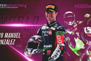 WSSP300 : Manuel González, champion à 17 ans