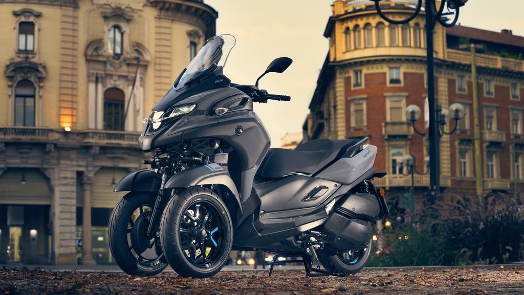 Yamaha Europe dévoile le tarif du nouveau Tricity 300