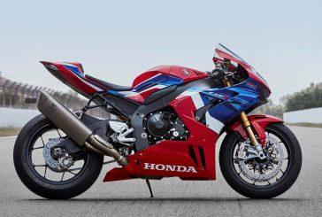 Le DIABLO SUPERCORSA SP de Pirelli, choisi en première monte de la nouvelle HONDA CBR Fireblade