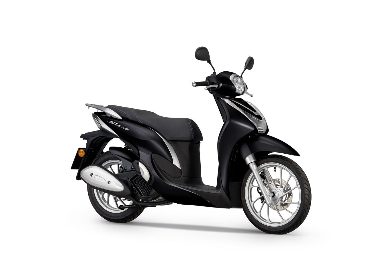 Nouveau Honda SH MODE 125 : Améliorations significatives pour 2021