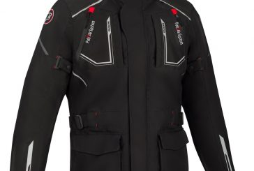 Bering présente la nouvelle veste Touring