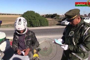 La gendarmerie nationale joue la carte de la sensibilisation envers les motocyclistes