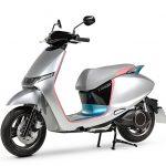 """Kymco mise sur la mobilité électrique avec le nouveau scooter """"i-One DX"""""""