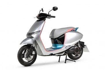 Kymco mise sur la mobilité électrique avec le nouveau scooter