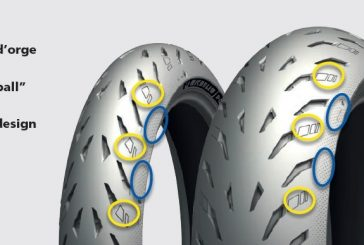 Nouveau pneu MICHELIN Power 5
