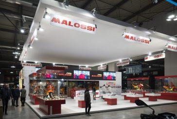 Malossi au salon de la moto de Milan - EICMA 2019