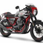 Moto Guzzi dévoile deux nouvelles V7 III Racer pour 2020
