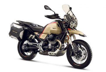 Nouvelle Moto Guzzi V85 TT Travel : pour les voyages en mode rétro !