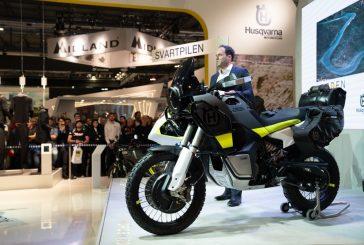 Husqvarna présente un concept de Trail - Concept NORDEN 901