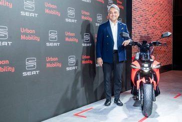 SEAT dévoile son nouveau concept e-Scooter