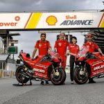 Shell et Ducati célèbrent leur 21e année de partenariat avec un renouvellement !