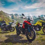 "Suzuki présente sa nouvelle gamme ""Maxi-Trail"" avec la V-STROM 2020"