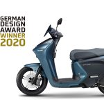 Le Yamaha EC-05 gagnant au concours international de design «German Design Award 2020»