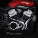 Harley-Davidson Bronx : le nouveau V-Twin Naked Américain !