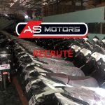 """AS Motors cherche son futur """"Commercial, Responsable Réseau"""""""
