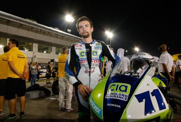 WordSSP : Christoffer Bergman de retour avec Wojcik Racing