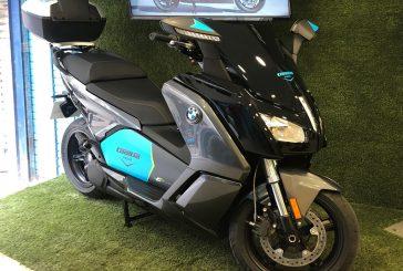 Cooltra propose une solution de location innovante avec des BMW C-Evolution dans Barcelone