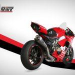 """Ducati Panigale V4 : 12 chevaux de plus avec le nouveau kit """"Racing"""" de Mivv"""