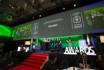Qooder reçoit le prix de la meilleure technologie