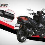 MOVER : Le nouvel échappement de MIVV pour scooters.