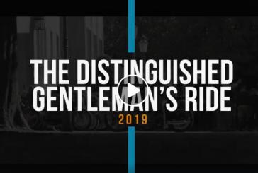 VIDÉO 4 : The Distinguished Gentleman's Ride 2019