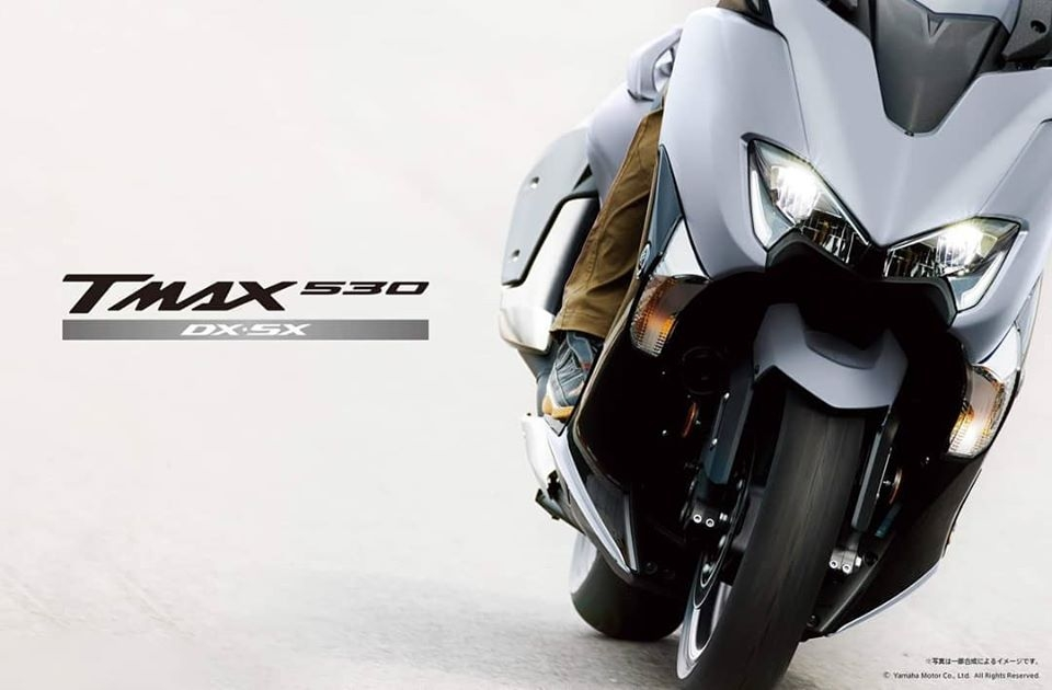 ProX4 : Nouvel arrivage des Yamaha TMAX DX et SX, en janvier 2020
