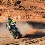 DAKAR 2020 : Résumé de la 10ème étape, Moto / Quad, en vidéo