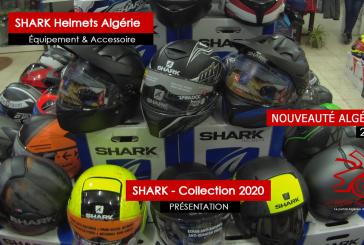 SHARK Helmets Algérie : La collection 2020 disponible !