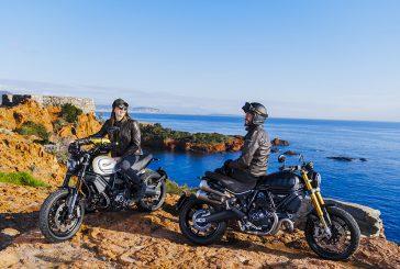 Nouvelles Ducati Scrambler 1100 PRO et SPORT PRO