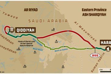 DAKAR 2020 - Stage 12 : de Haradh à Qiddiya