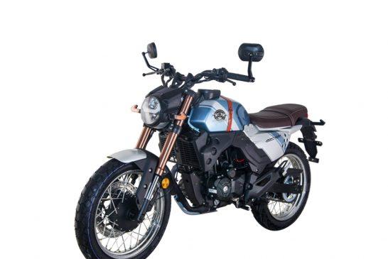 LIFAN KPM200 (LF200-3B) 2020 0