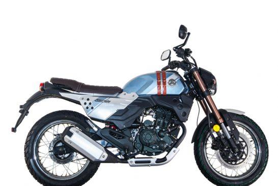LIFAN KPM200 (LF200-3B) 2020 1