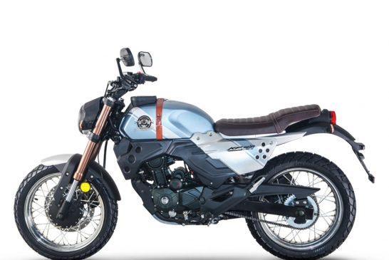 LIFAN KPM200 (LF200-3B) 2020 2