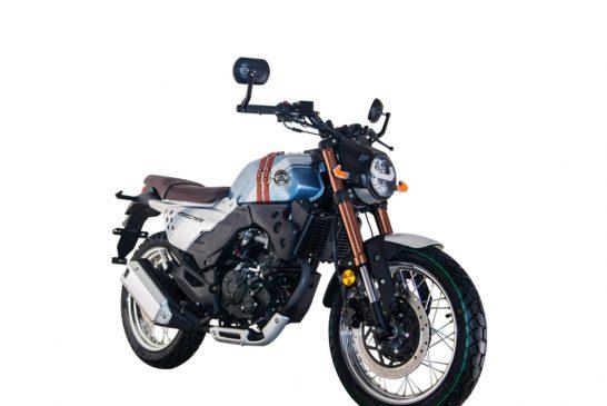 LIFAN KPM200 (LF200-3B) 2020