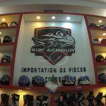 Sidi Achour Motos Pièces : Réouverture du Showroom de Blida