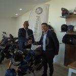 SARL TA MOTO : Inauguration d'un Showroom agréé BMW Motorrad à Tipaza