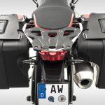 Wunderlich : Nouveau porte-bagage pour valises BMW VARIO d'origine