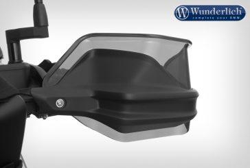 WUNDERLICH : Nouvel extension de protège-mains pour BMW F750/F850 GS