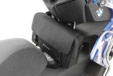 WUNDERLICH : Nouvelle sacoche business pour BMW C400X et C400GT