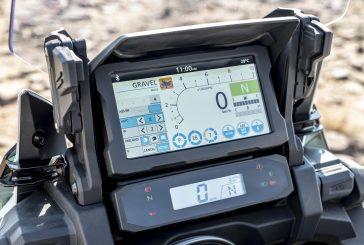 Honda lance un simulateur Web de l'écran multi-fonctions de l'Africa Twin 2020 !