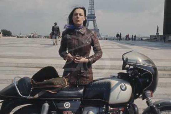 Anne-France Dautheville - voyage 2