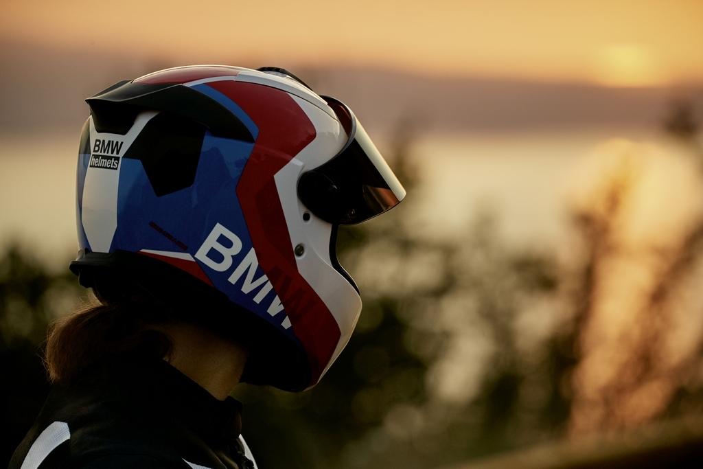 BMW Motorrad : 5 ans de garantie pour tous les casques de la marque !