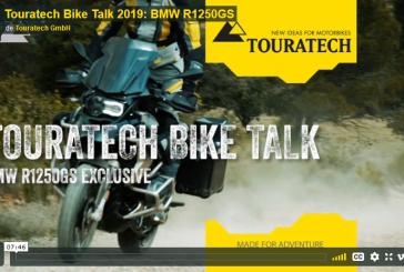 [VIDEO] TOURATECH - Bike Talk : BMW R1250GS
