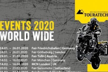Touratech Events 2020 Worldwide : Les événements internationaux Touratech de 2020
