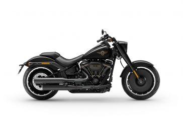 Harley-Davidson célèbre le 30ème anniversaire de la Fat Boy avec la série spéciale
