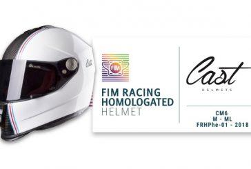 Homologation FIM : CAST CM6