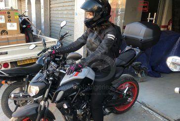 Entretien avec IKRAM, jeune motarde Algérienne !