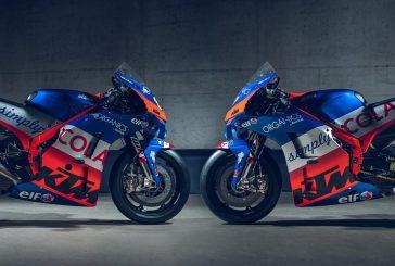 MotoGP : La nouvelle RC16 du team Red Bull KTM Tech3 en images !